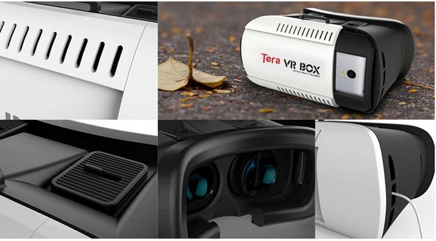 Avis casque Tera VR Box pas cher