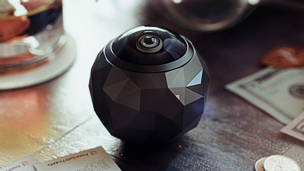 meilleure camera 360