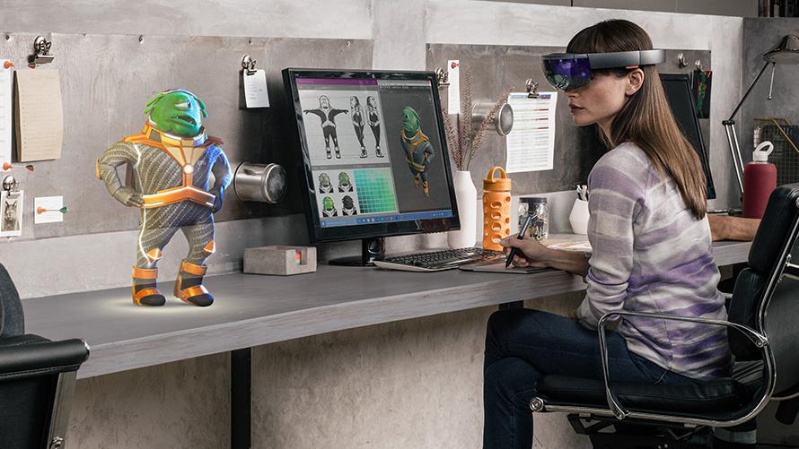 date sortie-Microsoft-HoloLens