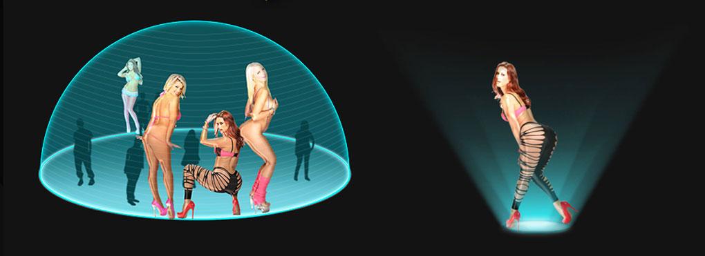 porno hologramme
