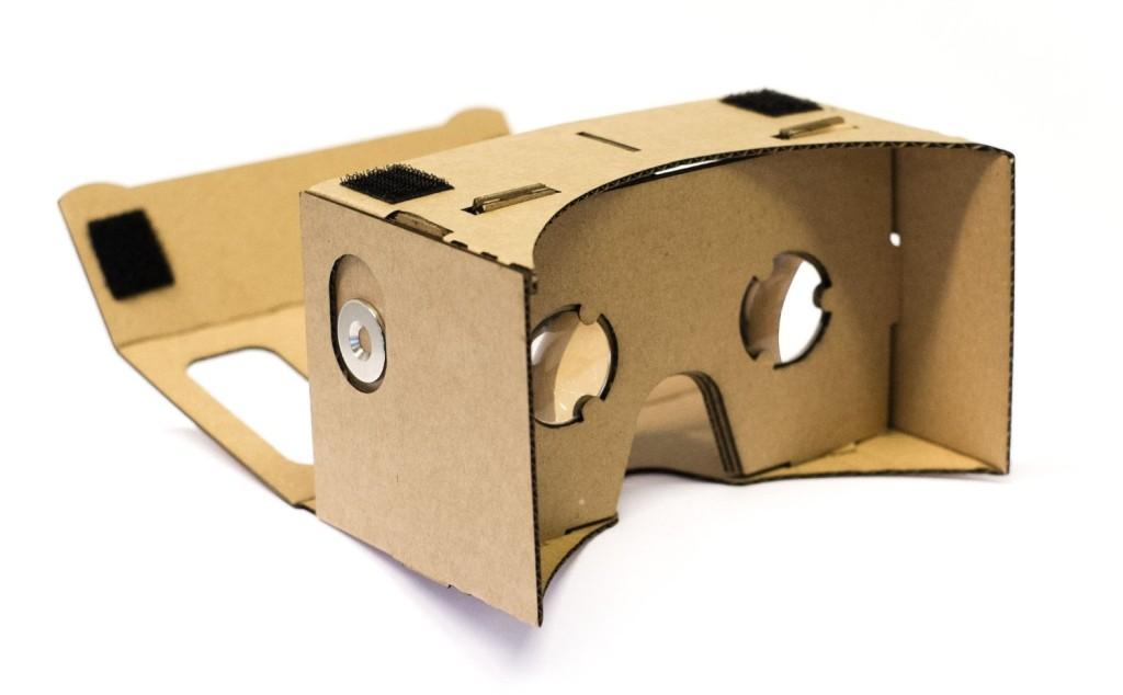 avis jeco casque réalité virtuelle carton