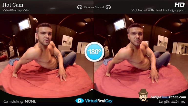 Porno VR gay