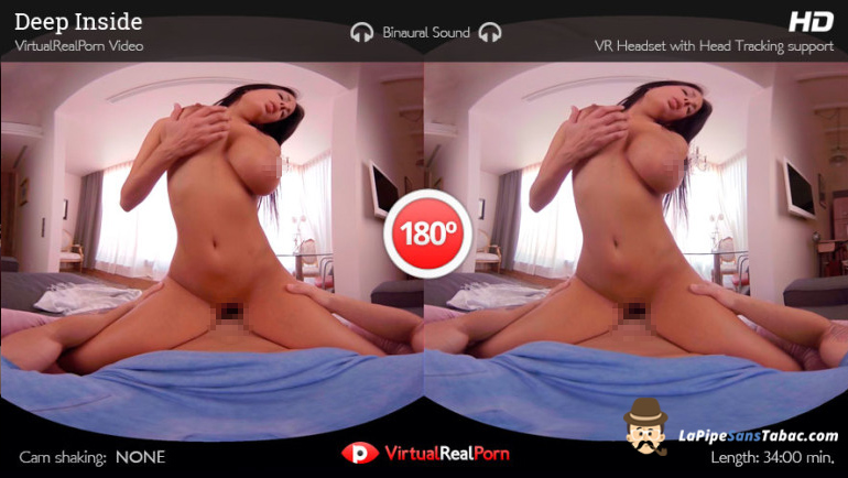 sex virtuel plaisir oculus rift technologie
