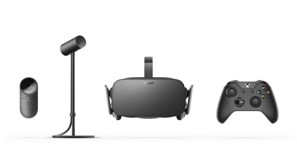oculus rift realite virtuelle