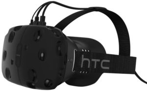 test HTC vive VR