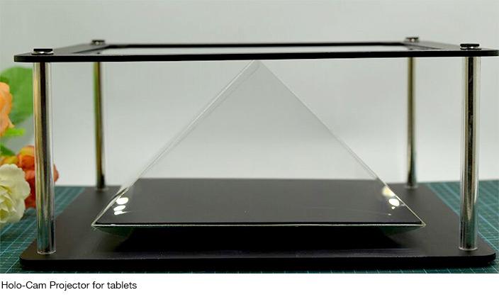 hologramme pornographique